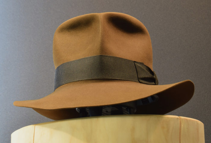 Indiana Jones Streets of Cairo Fedora Hat hut 2