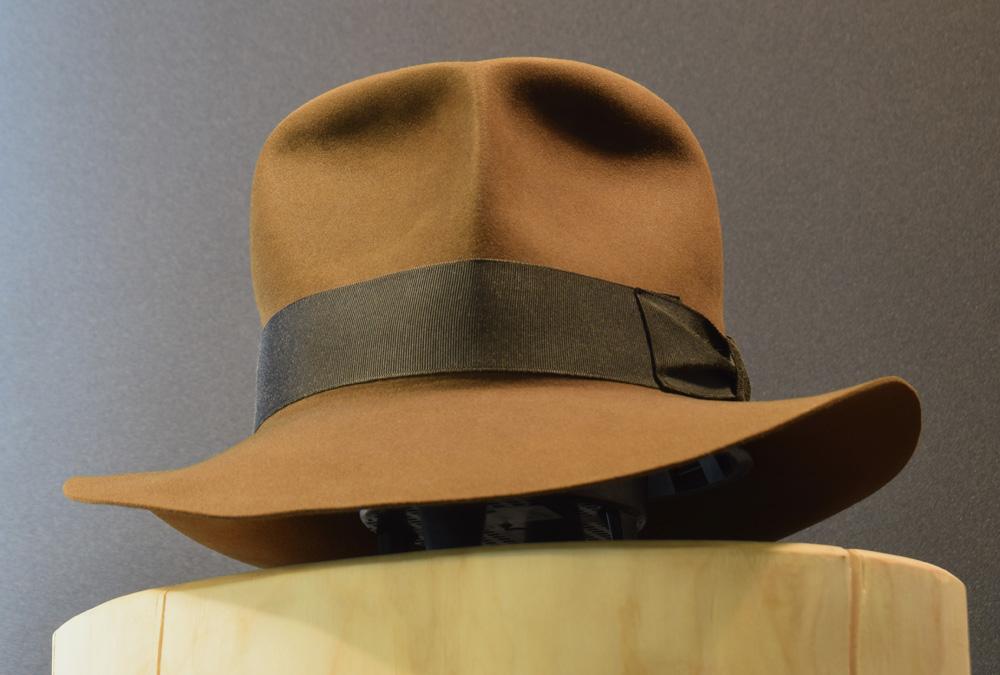 Indiana Jones Streets of Cairo Fedora Hat hut 2