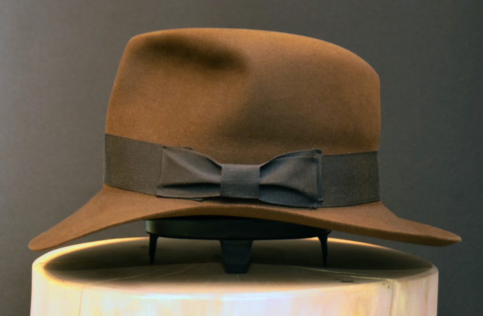 Indiana Jones Streets of Cairo Fedora Hat hut 3