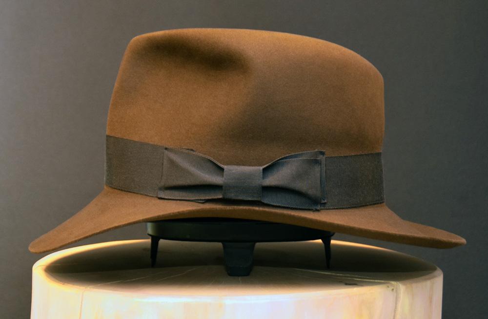 Indiana Jones Streets of Cairo Fedora Hat hut 3