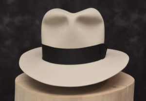 bone Beaver Fedora hut hat2