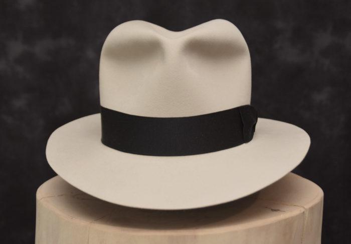 bone Beaver Fedora hut hat2