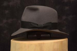 stone grey fedora hut hat raiders 2