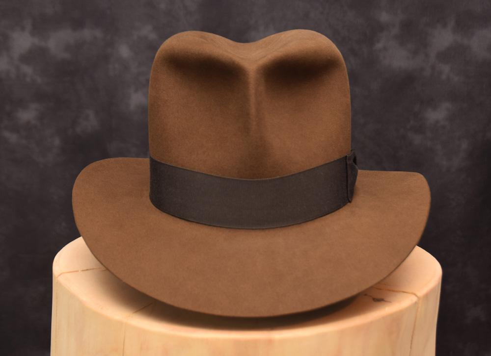 raiders fedora hut hat beaver biber