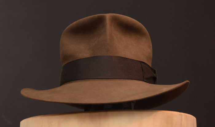 Streets of Cairo fedora Hut Indiana Jones light sable advintage hat