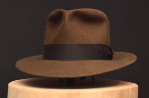 light sable indiana jones kingdom crytsal skull fedora hat hut 1