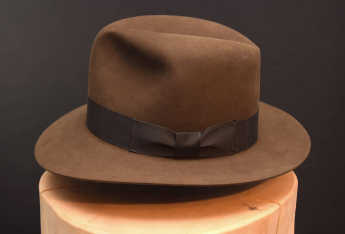 Indiana Jones fedora hat hut kingdom of the crystal skull 2