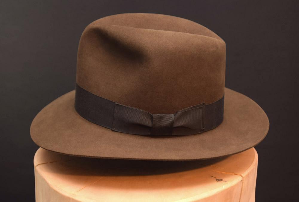 Indiana Jones fedora hat hut kingdom of the crystal skull 2