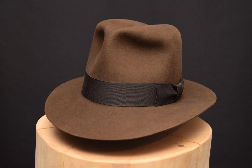 Last Crusade Motorbike fedora Hat Hut Indiana Jones 1
