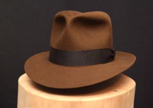 Indiana Jones Kingrom Crytsal Skull fedora Hut Hat 2 rs