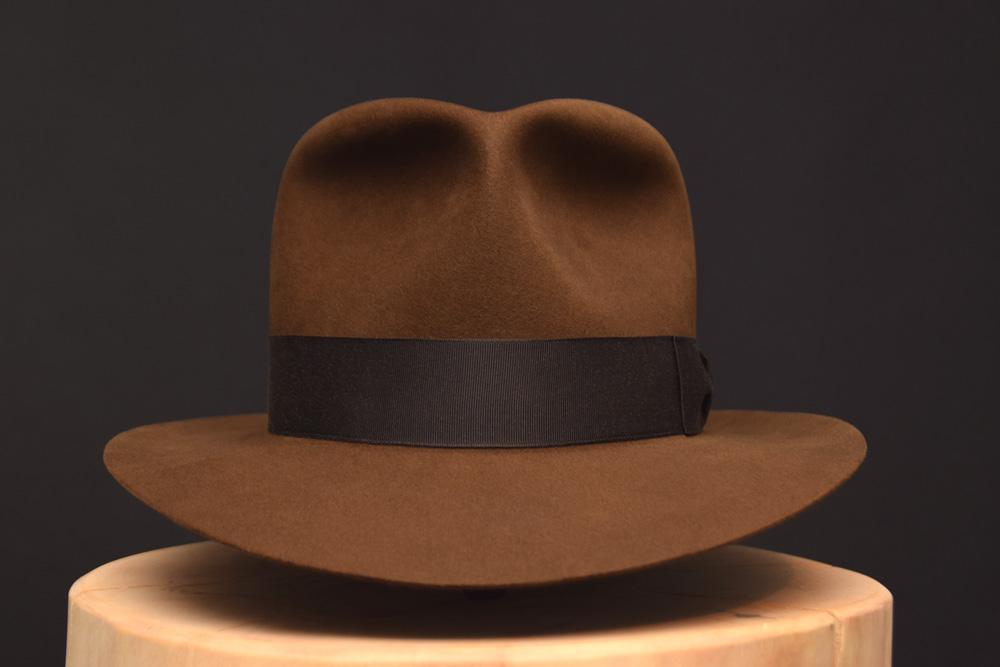 Indiana Jones Kingrom Crytsal Skull fedora Hut Hat 1 rs
