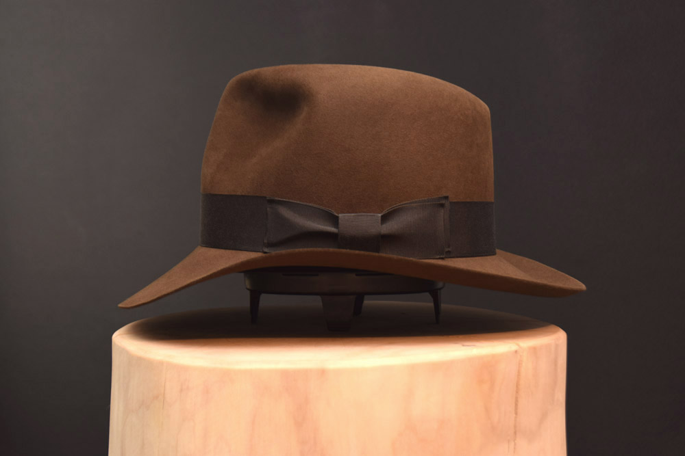 Indiana Jones fedora hat hut raiders of the lost ark 1