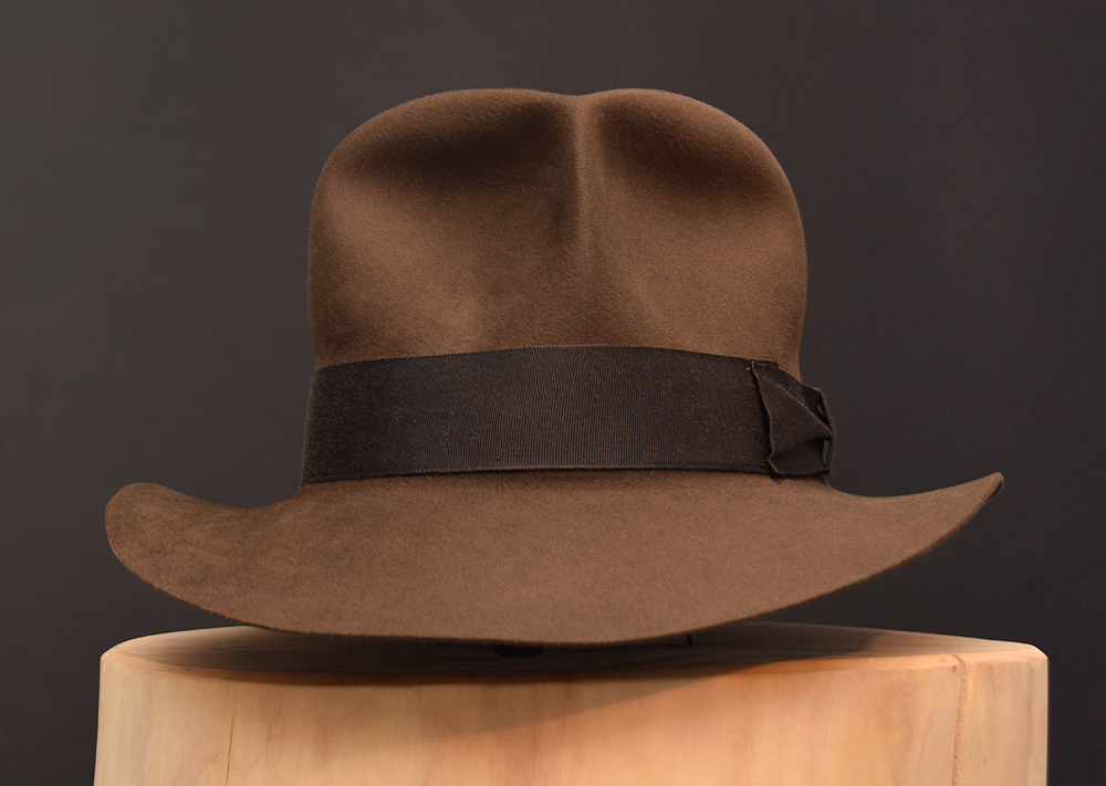 Indiana Jones fedora hat hut raiders of the lost ark streets of cairo 2