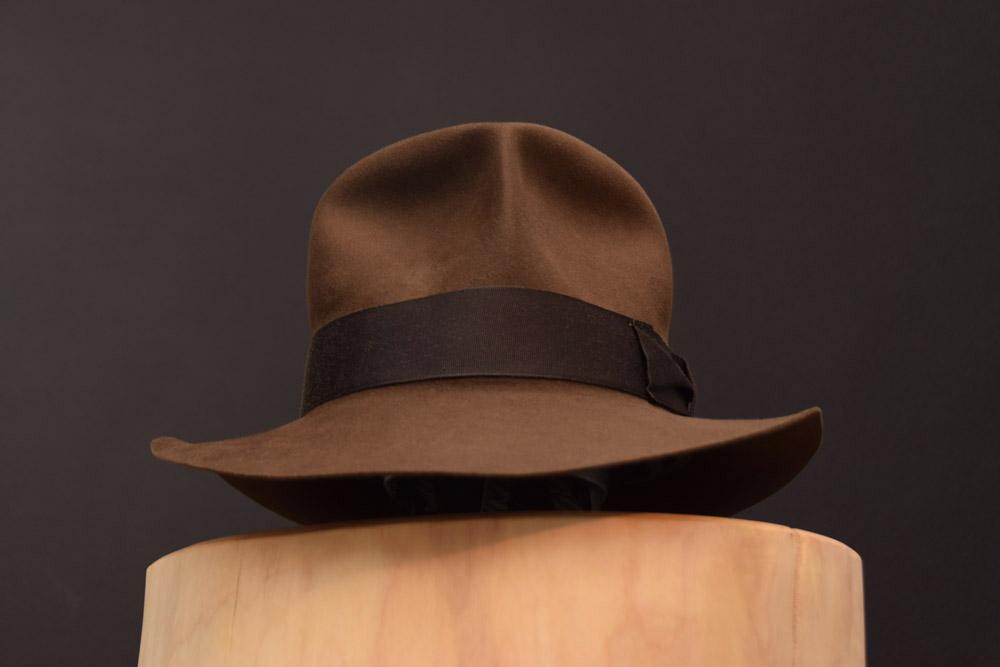 Indiana Jones fedora hat hut raiders of the lost ark streets of cairo 1