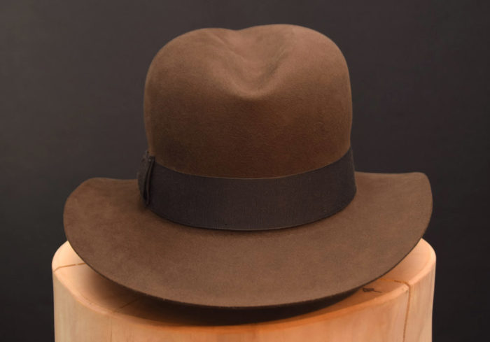 Indiana Jones fedora hat hut raiders of the lost ark streets of cairo 4