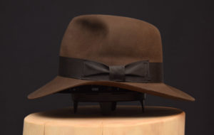 Raiders of the lost ark streets of cairo fedora hat hut sable beaver biber 1