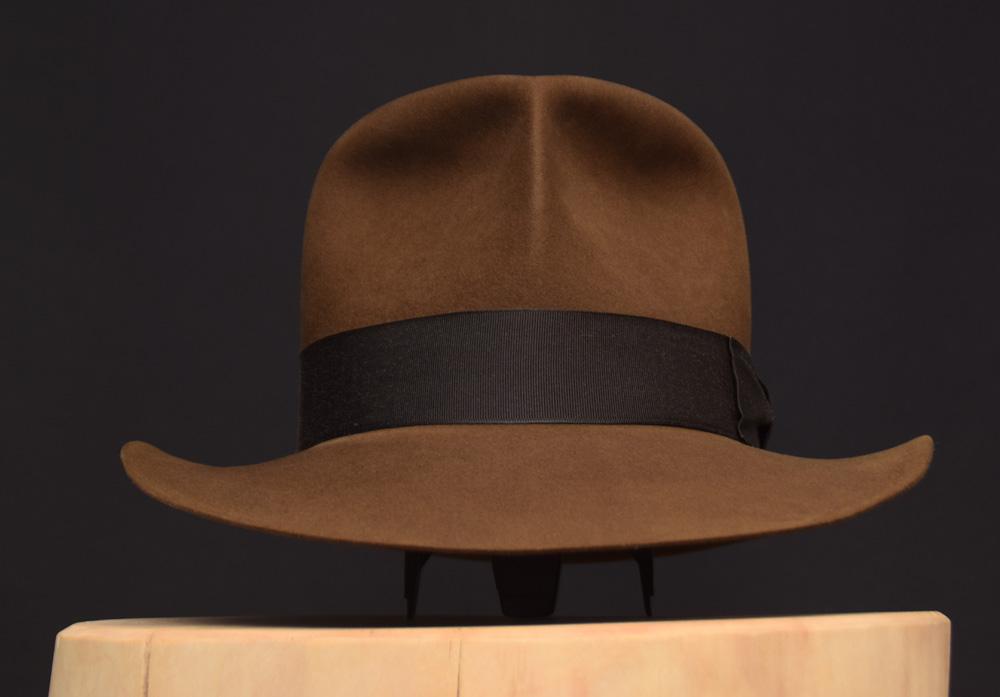 Raiders of the lost ark fedora hat hut sable beaver biber 2
