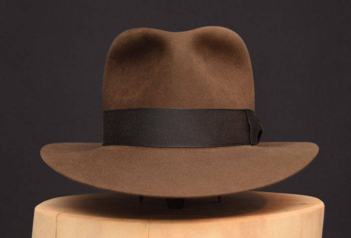 Temple of doom fedora hat hut indiana jones 1