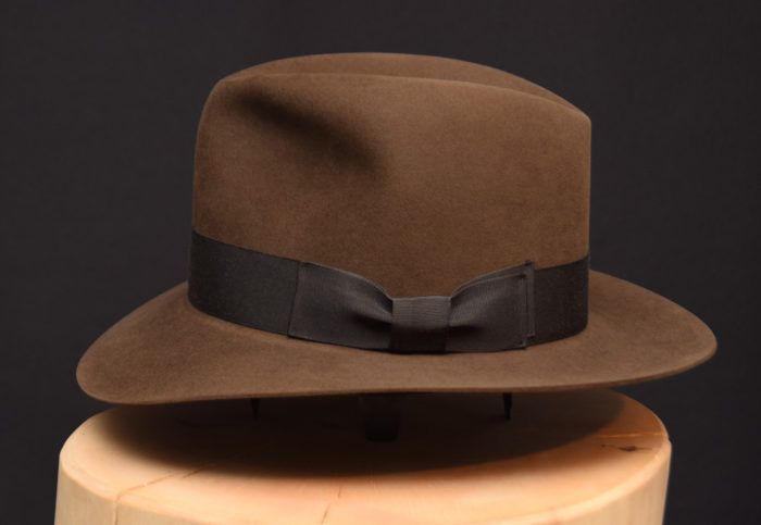Temple of doom fedora hat hut indiana jones 2