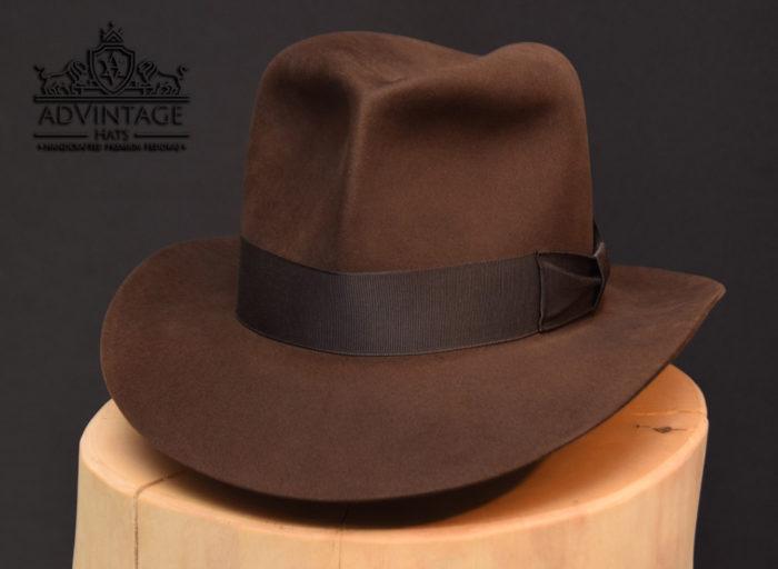 indy raiders rotla indiana jones fedora hut hat