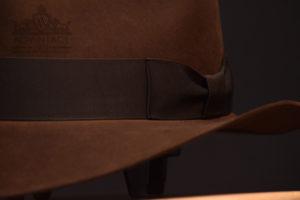 Indiana Jones Fedora Hut hat Last Crusade letzte Kreuzzg Treu Sable 1