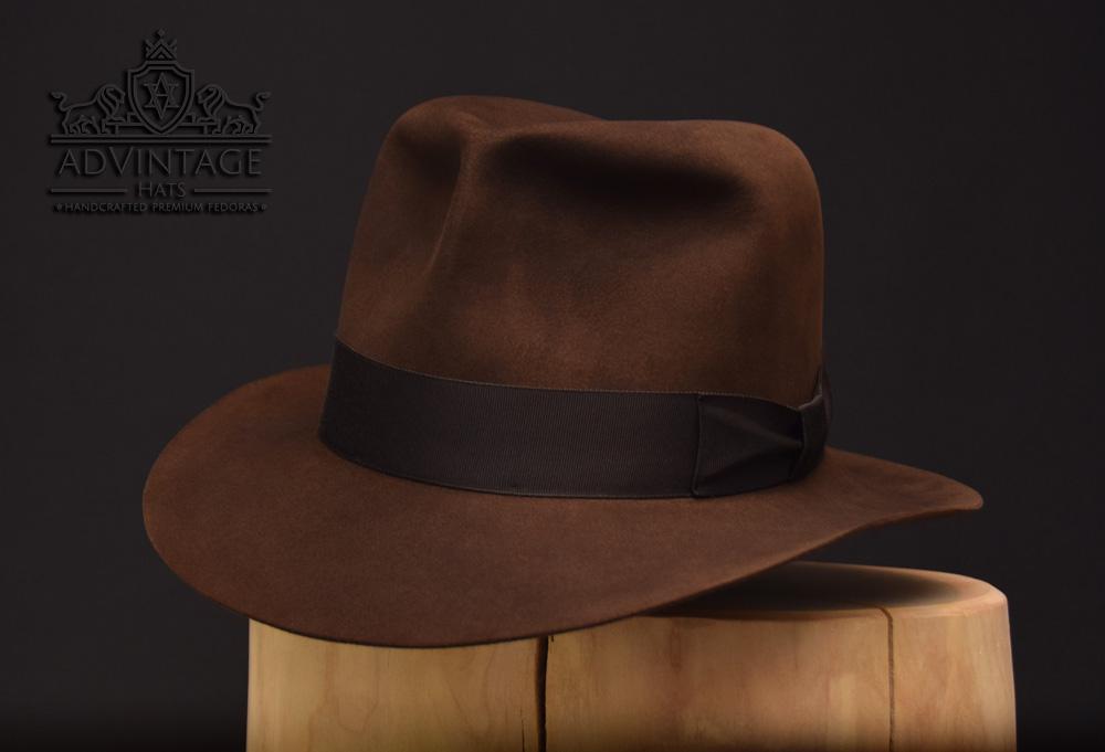 Indiana Jones Fedora hat hut raiders rotla true sable