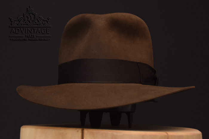 Indiana Jones Fedora hat hut temple of doom tod bridge sable