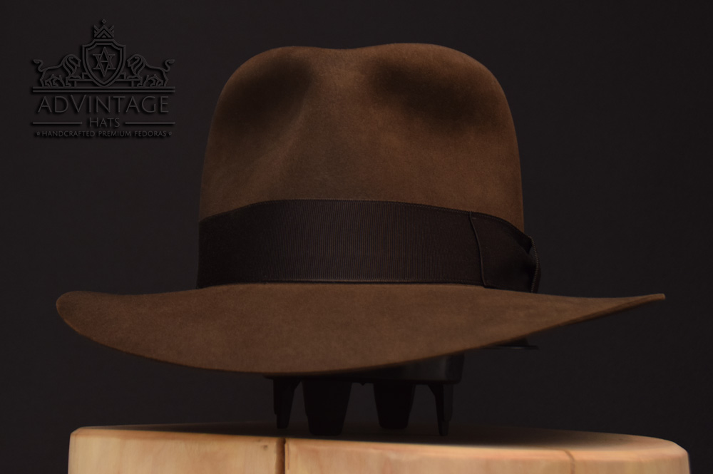 Indiana Jones Fedora hat hut temple of doom tod bridge sable