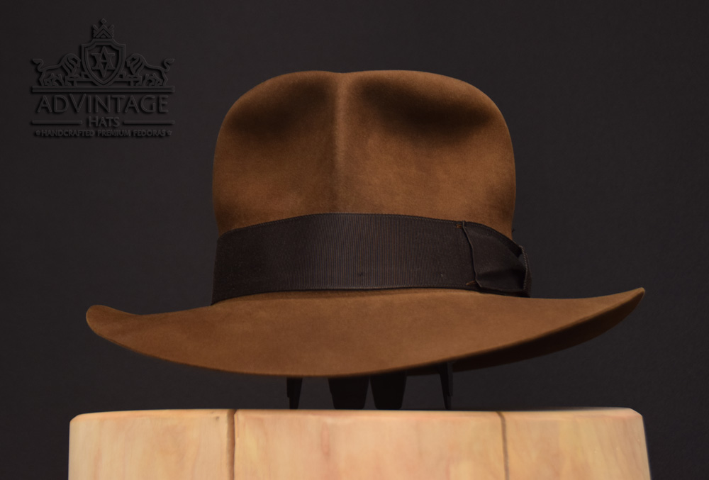 Indiana Jones Streets of Cairo Fedora Hut Hat advintage indy soc