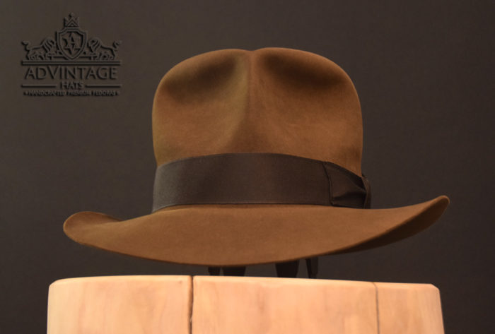 Indiana Jones Streets of Cairo Raider Fedora Hat Hut