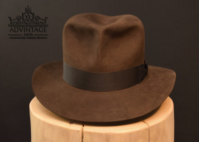Indiana Jones Raider Fedora Hat Hut