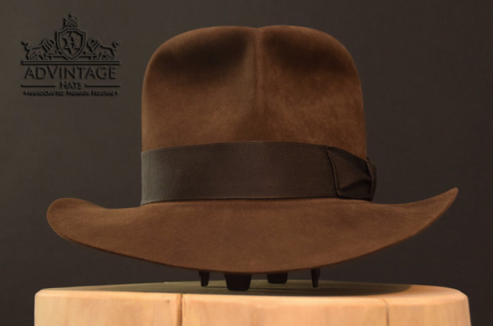 Indiana Jones Raider Fedora Hat Hut Raiders Turn