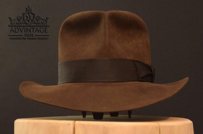 Indiana Jones Raider Fedora Hat Hut Raiders Turn