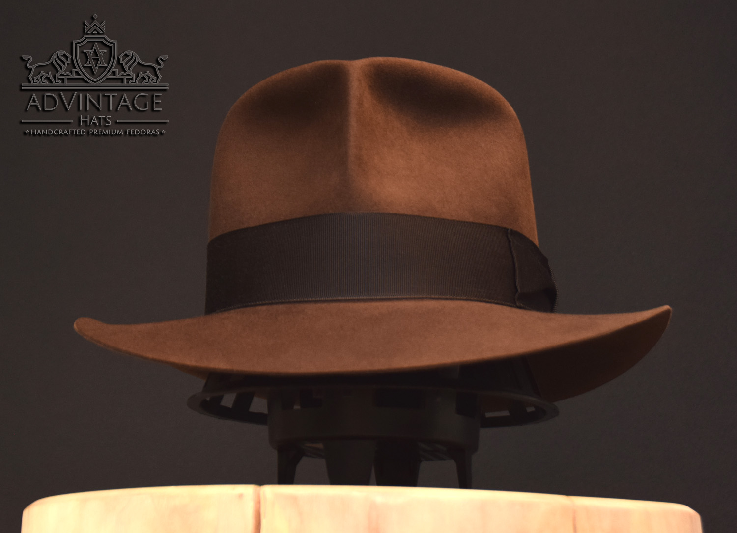 Raider Fedora ohne Turn gr. 54 Indy Hut Indiana Jones hat true-sable