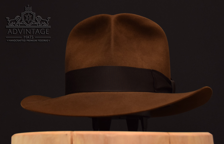 Raiders of the Lost Ark fedora hut hat indiana jones indy raiders-sable