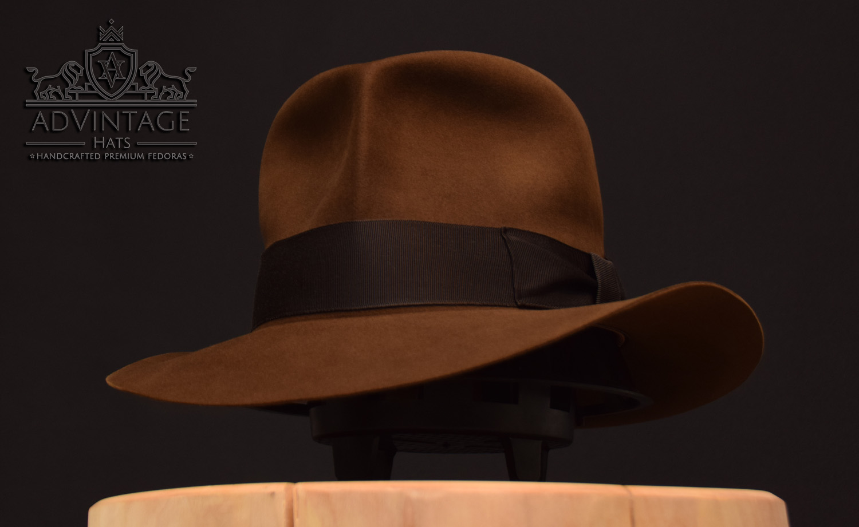 soc indy fedora hat
