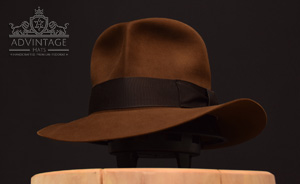 soc indy fedora hat
