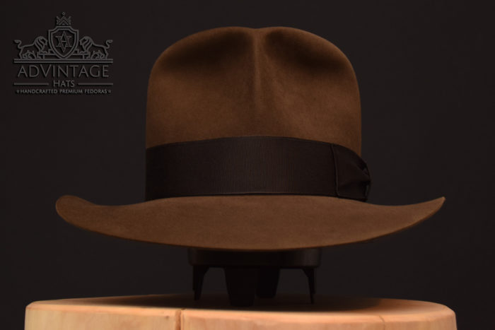 Raiders of the Lost Ark fedora hut hat indiana jones indy sable