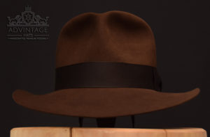 Temple of Doom fedora hat hut indy indiana jones sable felt 2