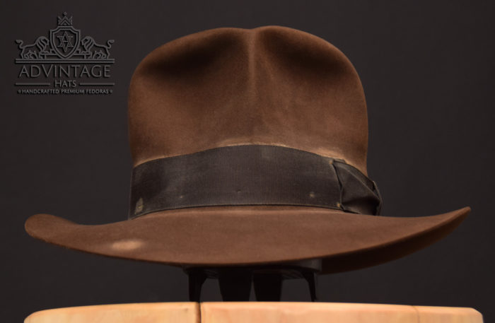 Streets of Cairo Indy Fedora hut hat indiana jones raiders rotla1491