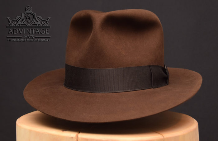 Kingdom Fedora hut hat indy indana jones crystal skull true sable1494