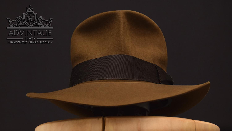 Streets of Cairo Fedora hat raiders-sable indy indiana jones