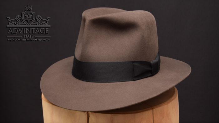 Clipper Fedora Hut hat indy indiana jones