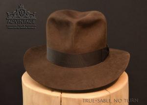 Raiders Fedora Hut hat Indy Indiana Jones Filz felt sable 5