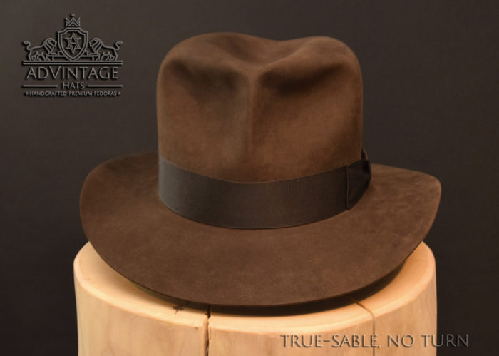 Raiders Fedora Hut hat Indy Indiana Jones Filz felt sable 5