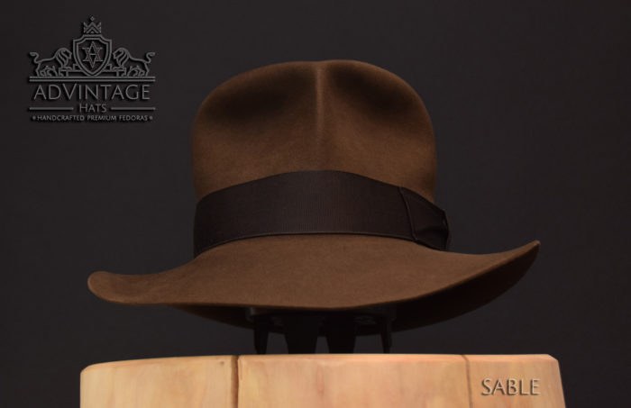 soc streets of cairo raiders skull Fedora Hut hat Indy Indiana Jones Filz felt sable 5