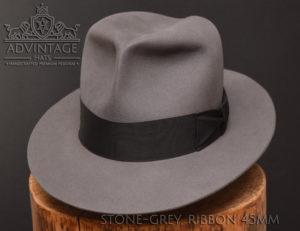 Clipper Travel Fedora Hut hat Indy Indiana Jones Filz felt 1