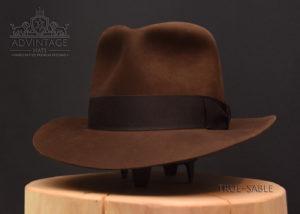 Last Crusade Fedora Hut hat Indy Indiana Jones Filz felt sable 5