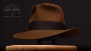 Last Crusade Fedora Hut hat indy indiana jones filz