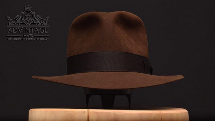 Temple of Doom Fedora hut hat indy indiana jones true sable